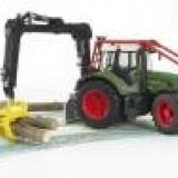 Masinuta electrica copii - MINIMODELE 1:16 BR7 - TRACTOR FORESTIER FENDT 936 VARIO - BRUDER