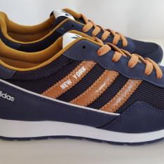 Adidasi Adidas New York, model 2016 ! - Adidasi barbati, Marime: 41, 42, Culoare: Bleumarin