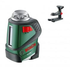 BOSCH PLL 360 + SUPORT Nivela laser cu linii + Suport perete 0603663020