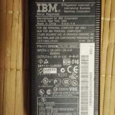 Alimentator Incarcator Laptop IBM 16V 4, 5A 08K8266, Incarcator standard