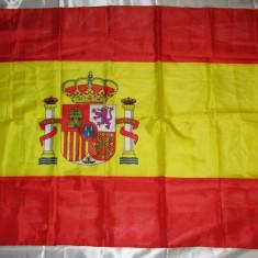 Steag-drapel SPANIA ( dimensiuni 146 x 92 cm) - Steag fotbal