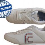 Adidasi barbat French Connection Myrtle - adidasi originali - piele naturala - Adidasi barbati French Connection, Marime: 39, Culoare: Alb
