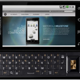 VAND MOTOROLA MILESTONE - Telefon mobil Motorola Milestone
