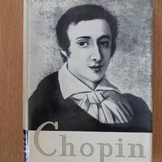 CHOPIN- THEODOR BALAN- cartonata, supracoperta - Carte Arta muzicala
