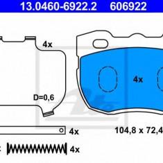 Placute frana REINZ LAND ROVER DISCOVERY  2.5 TDI 4x4 - ATE 13.0460-6922.2