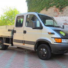 Iveco Daily 35c13, 2.8 Turbo Diesel, an 2003 - Utilitare auto