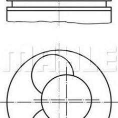 Piston AUDI A3 1.9 TDI - MAHLE ORIGINAL 030 87 00