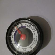 Higrometru interior /exterior masoara umiditatea intern extern higrometrul