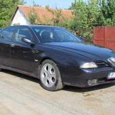 Alfa Romeo 166, 2.4 JTD, Diesel, an 2000, Motorina/Diesel, 1 km, 2398 cmc