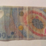 CY - 2000 lei 1999 Romania ECLIPSA