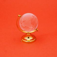 Glob pamantesc din cristal mic - Betisoare parfumate