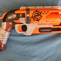 Nerf Zombie Hammerhead - Pistol de jucarie