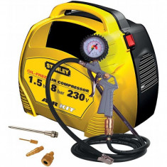 Stanley Compresor Air Kit, 8 Bar, 1.5 CP - Compresor electric