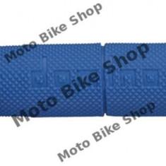 MBS Mansoane cross/enduro Domino albastre/ lungime-118mm, Cod Produs: 184160470RM - Mansoane Moto