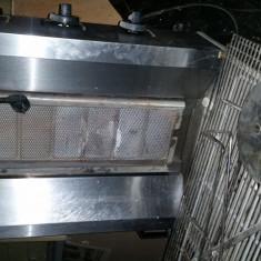 Aparat de Shaworma profesional cu motor electric