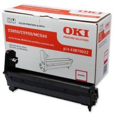 OKI Cilindru laser OKI seria C5850 / C5950 - Magenta, 20.000 pagini - Cilindru imprimanta