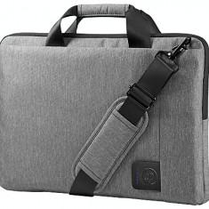 HP Geanta notebook Slim Topload, 15 inch, gri - Geanta laptop