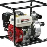 Honda Motopompa WH20XK2, 5.5 CP, apa curata, benzina - Pompa gradina
