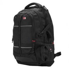 SUMDEX Continent BP-302, rucsac laptop, 16 inch, negru - Geanta laptop