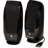 Boxe Logitech S-150 - Sistem 2.0, 1.2W RMS, USB