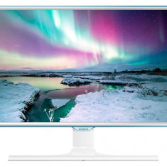 Monitor LED Samsung LS27E370DS, 16:9, 27 inch, 4 ms, alb