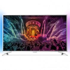 Televizor LED Philips 43PUS6501/12, 43 inch, 3840 x 2160 pixeli 4 K, Ultra Slim, Android TV