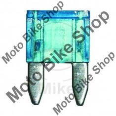 MBS Set sigurante Mini 15A 5buc, Cod Produs: 1492305MA - Sigurante Moto