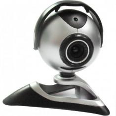 Camera web Gembird CAM69U, 640 x 480 video, microfon, 2MP foto - Webcam