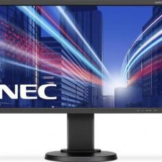 Monitor LED NEC MultiSync E243WMi, 16:9, 24 inch, 6 ms, negru