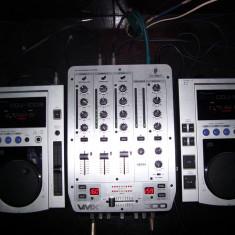 Vand mixer Behringer VMX300/phonic, reloop, numark, omnitronic - Mixere DJ