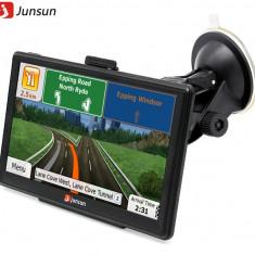 7 inch HD Car GPS, 7 inch, Toata Europa, Redare audio: 1, Touch-screen display: 1, Incarcator auto: 1