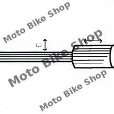 MBS Cablu acceleratie 2000 x 1, 25 mm, Cod Produs: 7313430MA - Accesorii Cabluri Moto