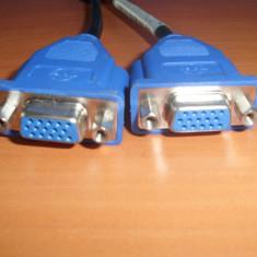 Cablu Nou in punga Dell DMS-59 pin Dual VGA Y-Splitter DP/N G9438 - Cablu PC