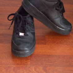 Adidași Air Force 1 - Adidasi barbati Nike, Marime: 39, Culoare: Negru