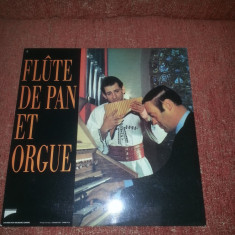 LP Gheorghe Zamfir Et Marcel Cellier-Flute De Pan Et Orgue vinil vinyl - Muzica Ambientala Altele