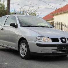 Seat Ibiza, 1.9 TDI, an 2001, Motorina/Diesel, 150000 km, 1390 cmc