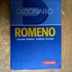 Dizionario Romeno {format mic}