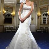 Rochie mireasa Nataly (Mirandi) sirena, marimea 36 - Rochie de mireasa sirena