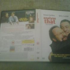 Analyze That- DVD - Film actiune, Engleza