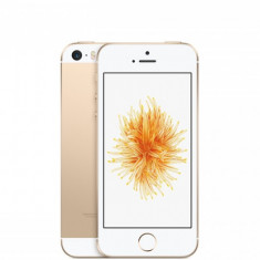 Apple iPhone SE Gold / Rose-Gold / Space Grey Sigilat Nou Liber retea - Telefon iPhone Apple, Auriu, 64GB