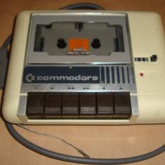Casetofon Datassette pentru calculator vechi Comodore 64 anii 80'
