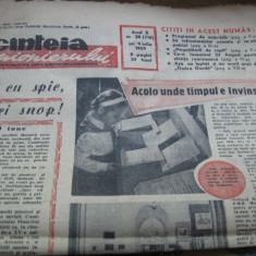 Scinteia pionierului (9 iulie 1959) - Revista vintage