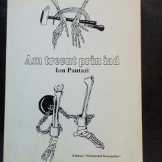 AM TRECUT PRIN IAD - ION PANTAZI   2 VOLUME