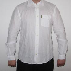 Camasa Originala Armani Jeans - MARIMEA L - ( cu maneca lunga ) - Camasa barbati Armani, Marime: L, Culoare: Din imagine