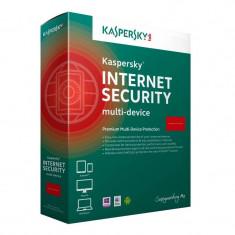 Antivirus Kaspersky Internet Security Multi-Device 5 devices 1 an renewal
