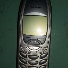 Nokia 6310i - Telefon Nokia, Argintiu, Nu se aplica, Neblocat, Single SIM, Fara procesor