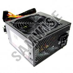 Sursa ATX MS-Tech MS-N550-VAL, 550W, 6xSATA, PCI-Ex 6 pin, PFC, GARANTE 1 AN! - Sursa PC MS Tech, 550 Watt