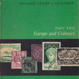 Priced Postage Stamp Catalogue: Europe and Colonies, vol. 2 - 688152