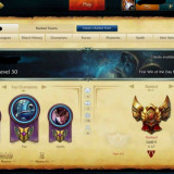League of legends VAND CONT GOLD 5 (94 campioni/45 skinn-uri)