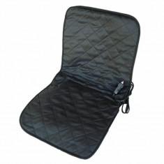 Perna Incalzire Scaun Auto cu Termostat Protectie - husa incalzire scaune